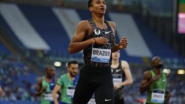 Donavan Brazier, dernier du 800 m, ne sera pas à Tokyo