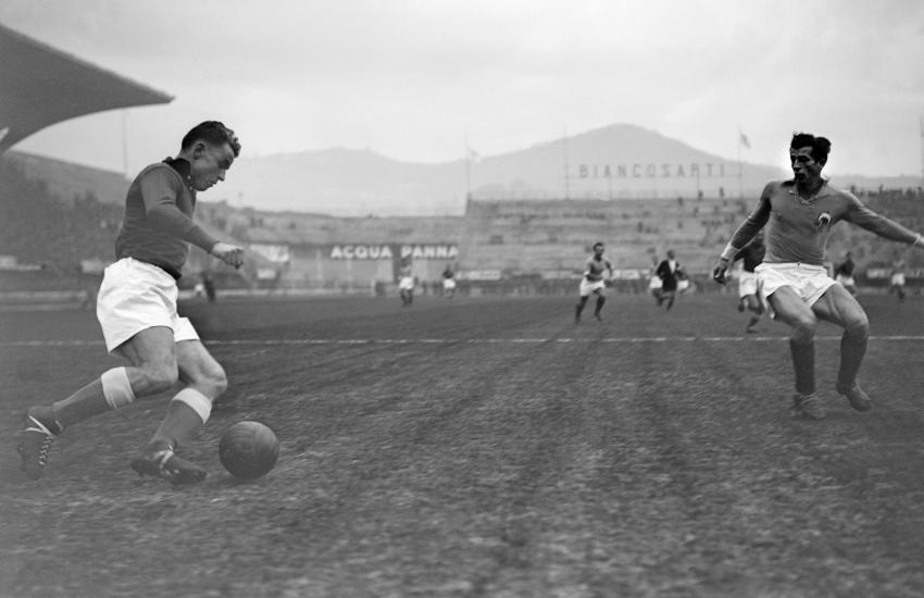 Marius Walter 1949 vs.  Jugoslavia