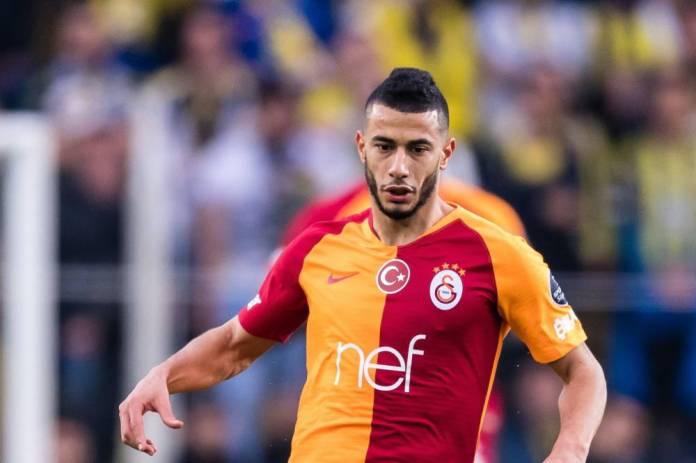 Younès Belhanda scored on penalty. (Sports Press)