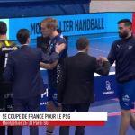 «Dix jours de folie», explique Nedim Remili après la victoire du PSG en finale de Coupe de France