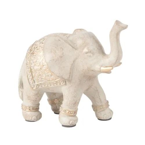Elephant Figurine H10 Para Maisons Du Monde