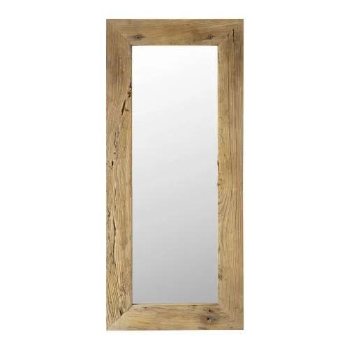 Miroir En Sapin 70x160 Key West Maisons Du Monde