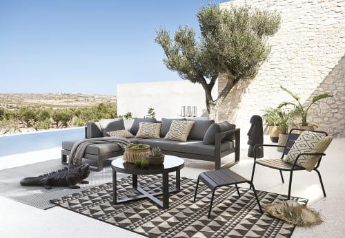 outdoor teppich aus kunststoff 120x180 maisons du monde