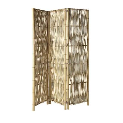 paravent aus bambus maisons du monde