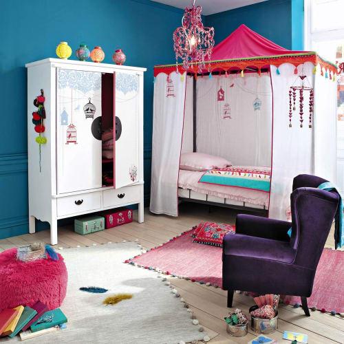 tapis en coton ecru 120x180 maisons du monde