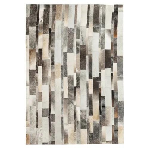 tapis en cuir 160x230 maisons du monde