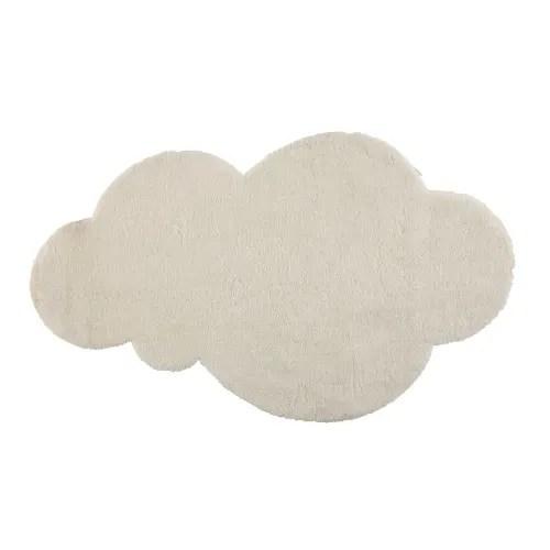 tapis nuage ecru 125x200 maisons du monde