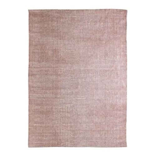 tapis effet delave rose poudre 120x170 maisons du monde