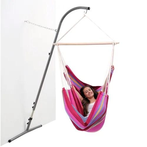 https www maisonsdumonde com fr fr p support reglable en hauteur pour hamac chaise 225 250cm m20006294 htm