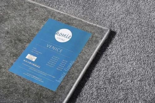 tapis tisse velours ras gris 120x170 maisons du monde