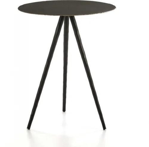 table d appoint ronde ronde d46cm maisons du monde