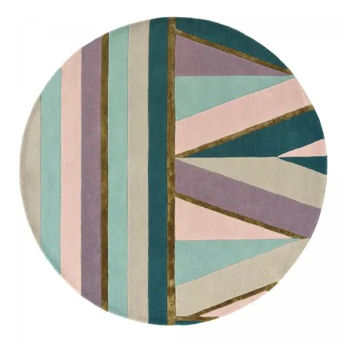 https www maisonsdumonde com fr fr p tapis design et moderne en laine rose 150x150 rond m21011669 htm