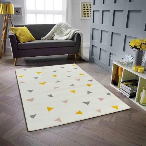 tapis scandinave polypropylene multicolore 160x230 maisons du monde