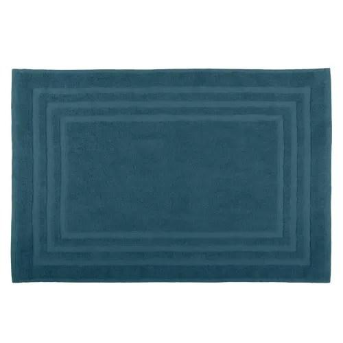 https www maisonsdumonde com fr fr p tapis de bain en coton bio coton petrole 70x45 m21014421 htm