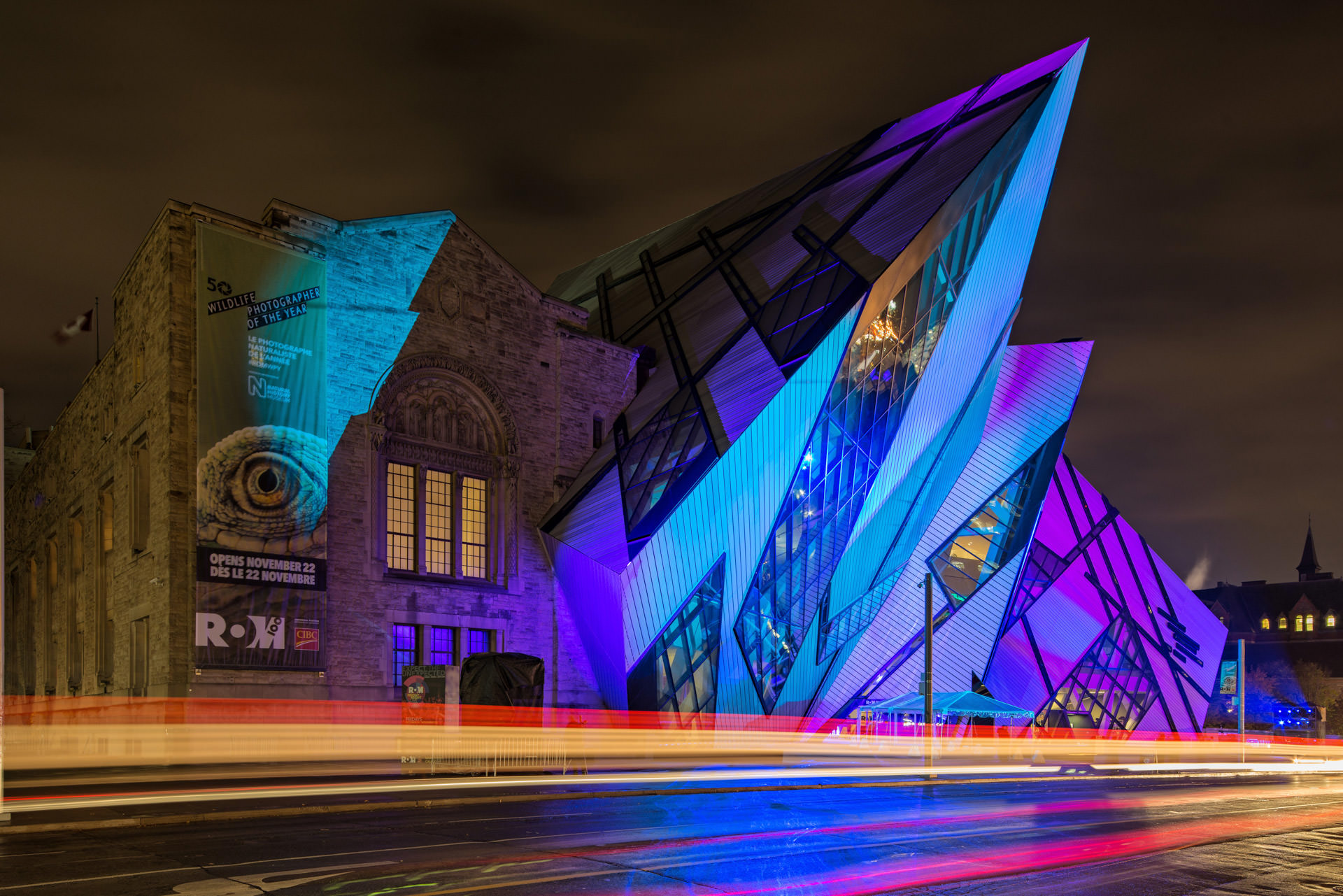 Centennial Ball Royal Ontario Museum Moment Factory