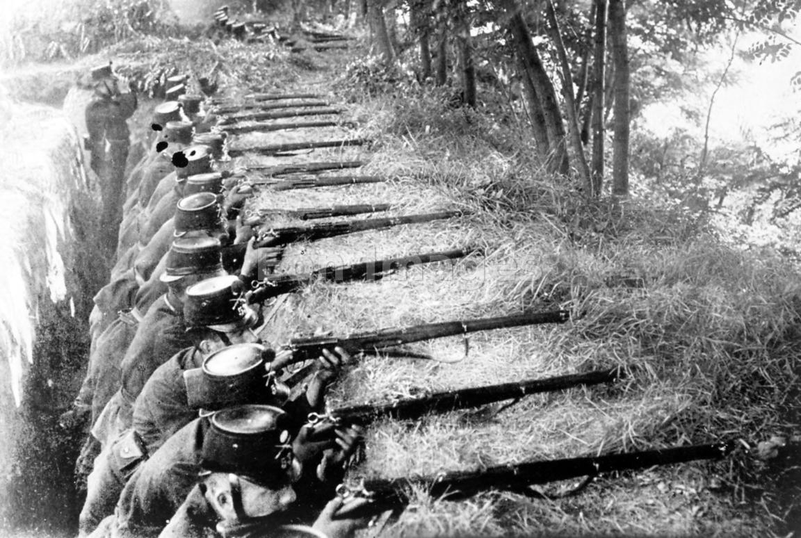 How Did World War One Trench Fighting Work What Was It