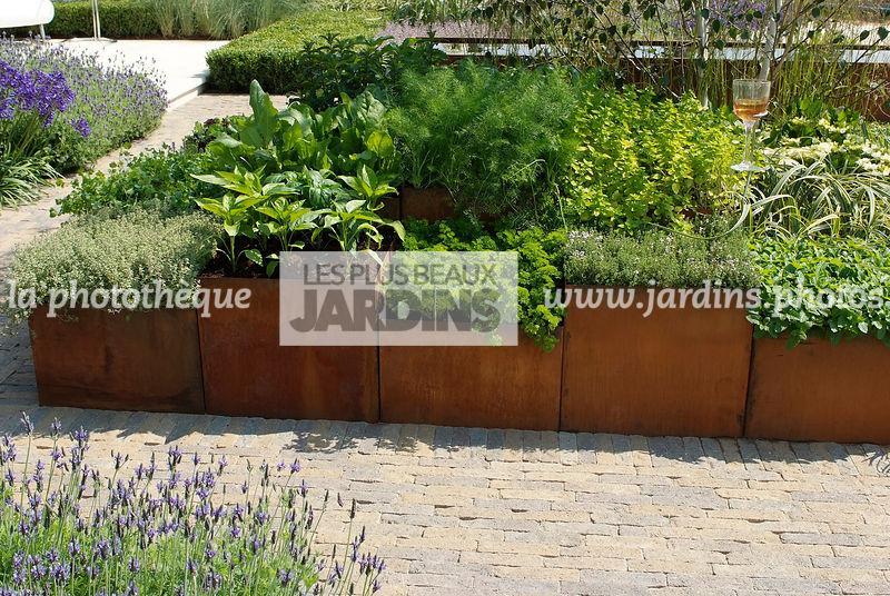 Jardin En Bac Surlev Interesting Parterre Surlev Et Bac