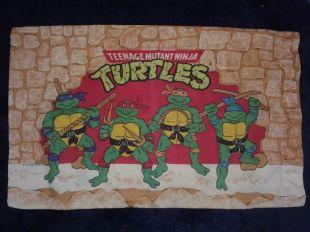 the pillow case vintage tmnt turtles