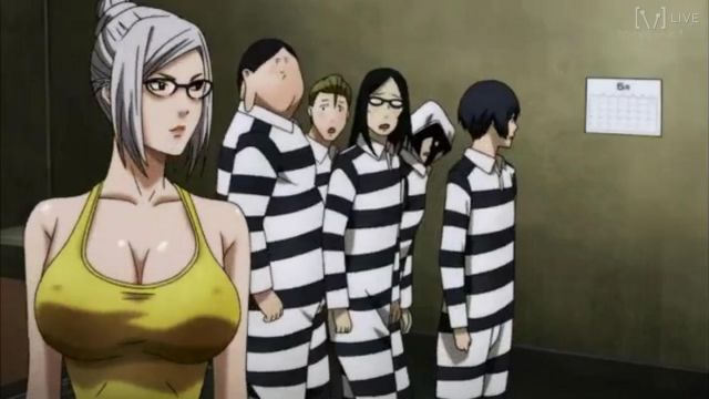 Resultado de imagen para prison school