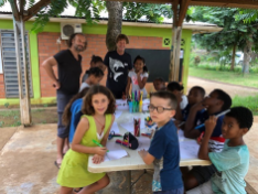 école primaire Pomme Cannelle de Combani