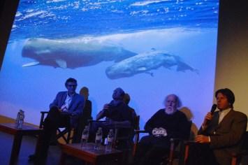 Avec Hibert et Benoit Reeves Montplier