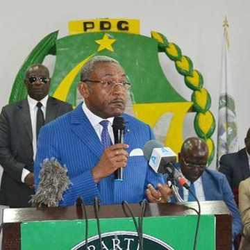 Elections: Eric Dodo Bounguendza fait le point sur les candidatures du PDG