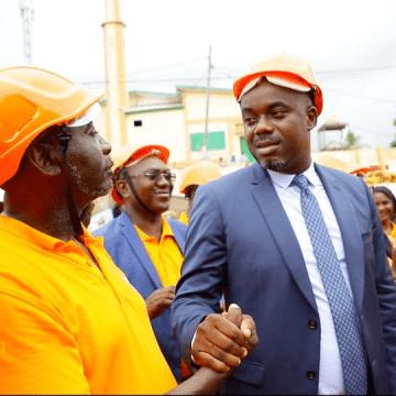 """Gabon: Le ministère des """"TP"""" sur les chantiers des voiries nationales"""