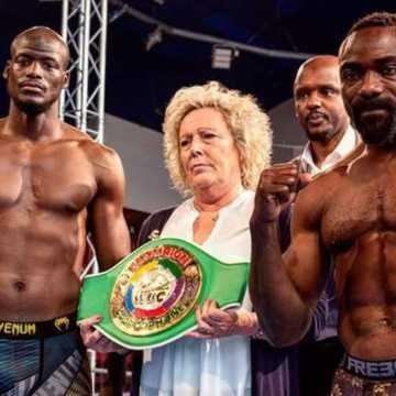 Boxe: Taylor Mabika déchu de  son titre de champion WBC.