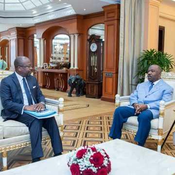 Jeudi chargé pour Ali Bongo Ondimba: Trois ministres reçus d'affilée