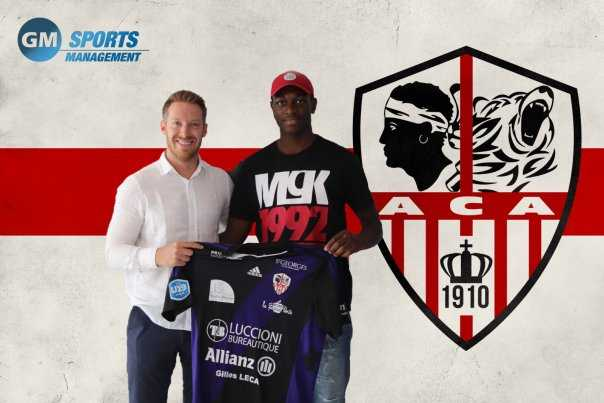 Football: Sidney Obissa file à l'AC Ajaccio en D2