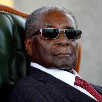 """Ali Bongo réagit à l'annonce de décès de Robert Mugabe """"Fondateur du Zimbabwe"""""""