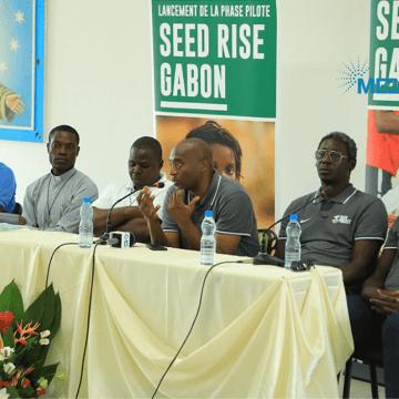 SEED RISE GABON : UN CAMP DE BASKET-BALL À LIBREVILLE