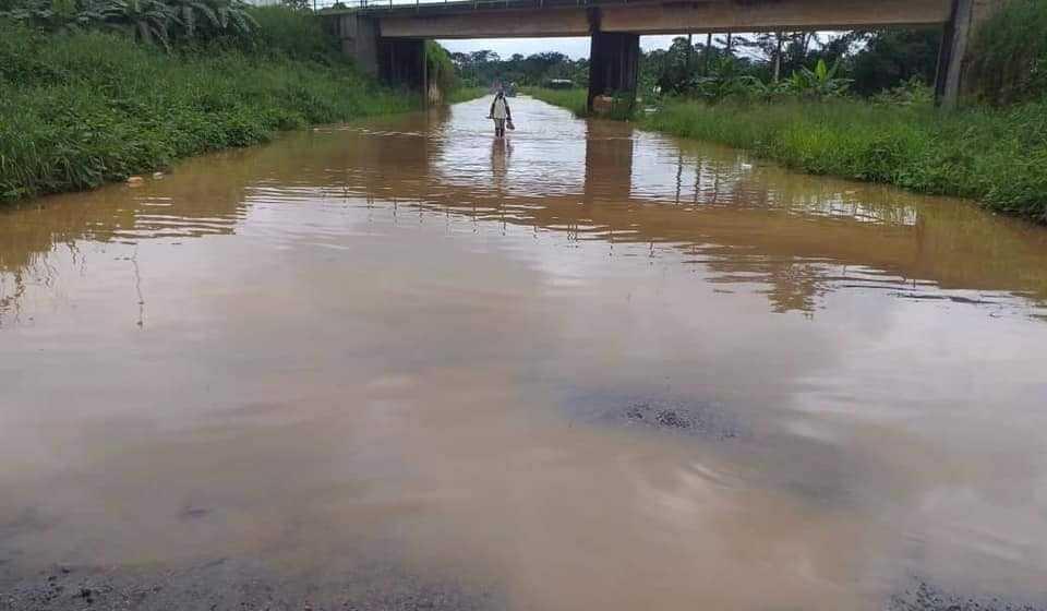 GABON: SITUATION DE L'AXE LIBREVILLE – KANGO, DEMARRAGE URGENT DES TRAVAUX DANS QUELQUES JOURS