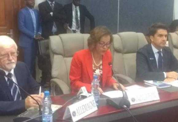 L'UE ET L' ALLEMAGNE S'UNISSENT POUR LA RÉDUCTION DES RISQUES DE CONFLITS TRANSFRONTALIERS EN AFRIQUE CENTRALE