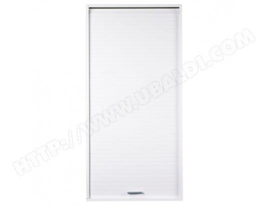 simmob meuble haut de cuisine blanc largeur 60 cm hauteur 123 6 cm cook126bl
