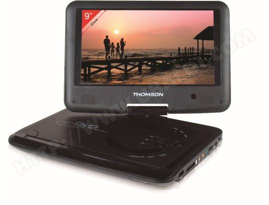 thomson lecteur dvd portable thp359