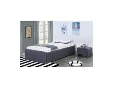 lit 1 personne avec tiroir lit adulte