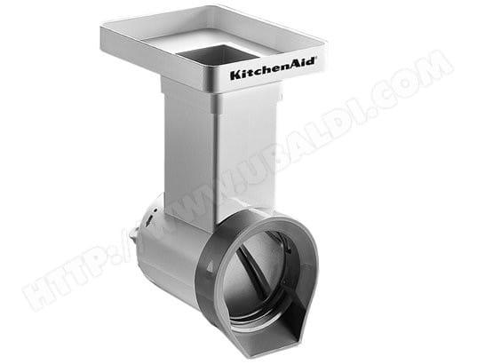 kitchenaid accessoire robot mvsa tranchoir rape 3 cylindres