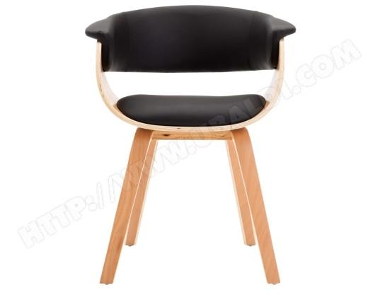icaverne icaverne chaises de cuisine selection chaise de salle a manger avec accoudoirs noir similicuir ma 22ca493icav baebq