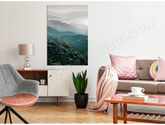 icaverne 60x90 tableau montagne paysages superbe beautiful tuscany 1 part vertical ma 15ca18460x9 688p5