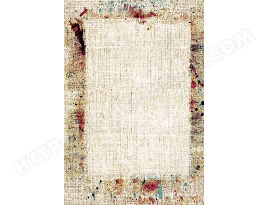 kasalinea tapis de salon beige design willow ma 91ca183tapi w1z74