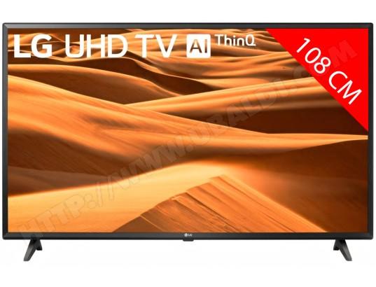 lg tv led 4k 108 cm 43um7050