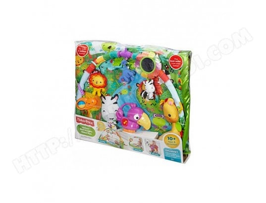 fisher price tapis de la jungle fisher price a010238