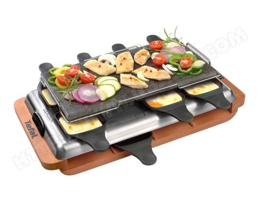 tefal raclette multifonction ovation pr6000