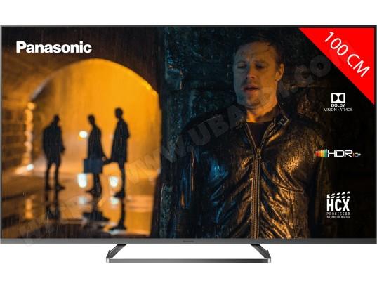 panasonic tv led 4k 100 cm tx 40gx810e