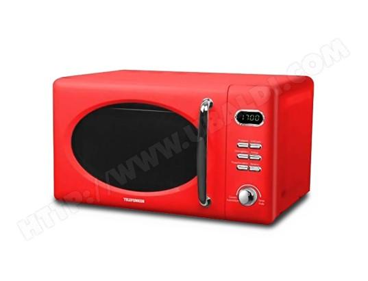 telefunken telefunken micro ondes grill mwrr20g rouge ma 30ca3 tele om4e2