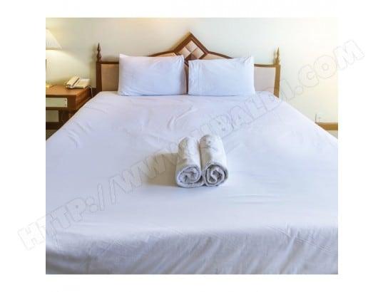 Drap Housse Blanc Bonnet 30 Cm 100 Coton 120x190 Terre De Nuit Ma 69ca143drap 4utiu Pas Cher Ubaldi Com