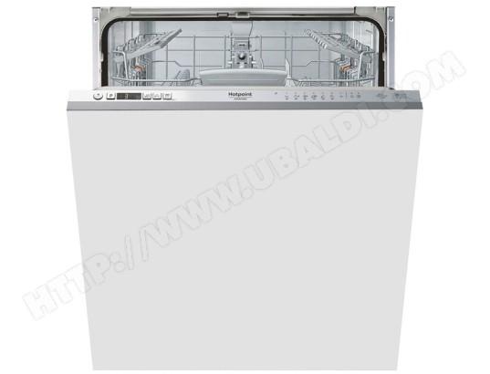 hotpoint ariston lave vaisselle tout integrable 60 cm hio 3 t 141 w