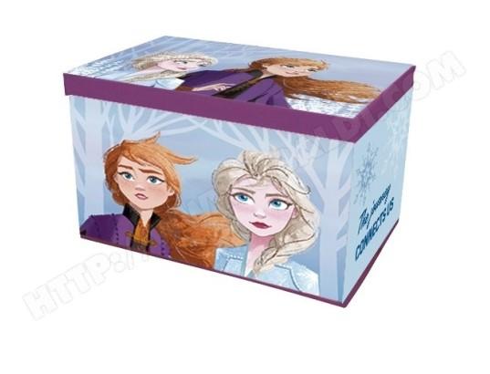 arditex coffre a jouets en tissu pliable la reine des neiges 2 disney ma 41ca456coff ty9xi