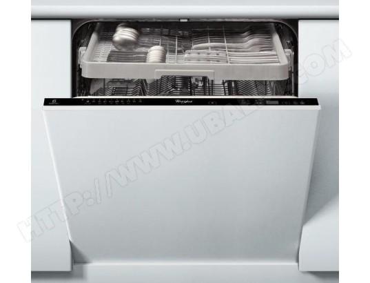 whirlpool lave vaisselle tout integrable 60 cm adg8773a pctrfd